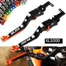 Pour Honda XL1000 VARADERO/XL1000V VARADERO 1999 2000 2013 levier dembrayage de frein moto réglable réglable de haute qualité CNC