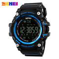 SKMEI  Brand Men Digital Wristwatches Smart Watch Big Dial Fashion Outdoor Sport Watches EL Backlight Waterproof Man Clock