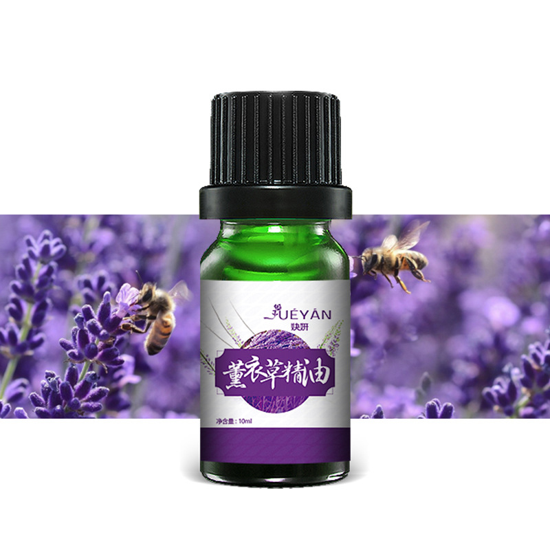 Good Healthy 1 Pcs Lavender Essential Oil 10ml Body Massage Relax Fragrance Soothing Skin Care