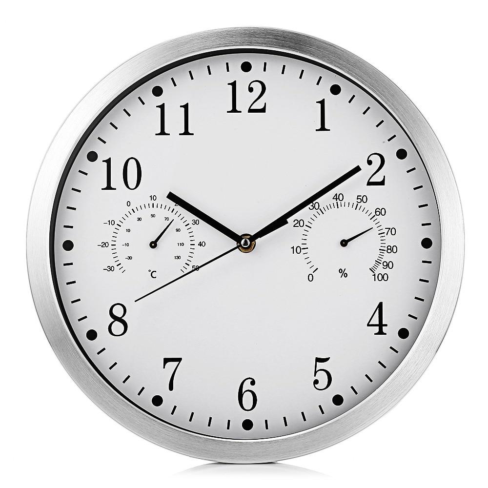 Décoration De La Maison Cuisine Maison Mur Horloge 12