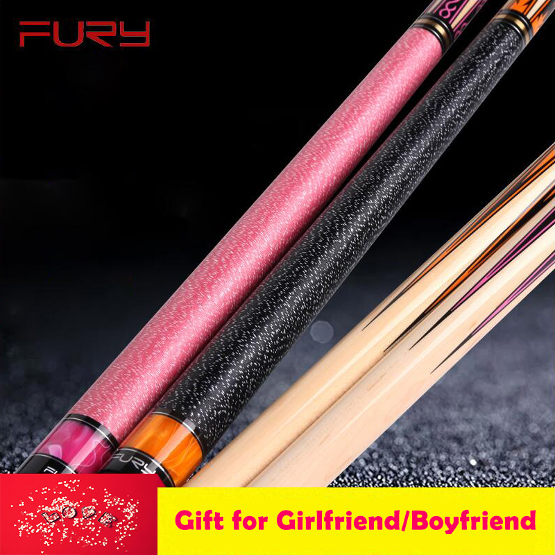 2019 FURY Snooker Cue with Case Black 8 Cue Stick 9.8mm 11.5mm Tip Billiard Cue Stick Stylish Girlfriend/Boyfriend Gifts of Love2019 FURY Snooker Cue with Case Black 8 Cue Stick 9.8mm 11.5mm Tip Billiard Cue Stick Stylish Girlfriend/Boyfriend Gifts of Love
