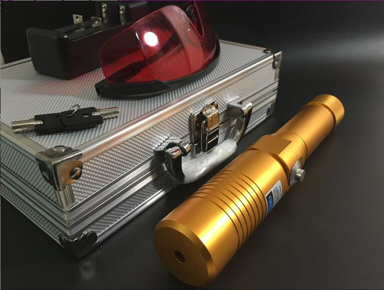 strong laser 500000m Blue Laser Pointer Pen 450nm Adjustable Visible Beam Burn Matches/dry Wood/paper lit ciagarette+keys+box blue laser pointer pen high power 300000m 450nm strong laser beam light focusable burn paper lit cigarette 5 caps charger box