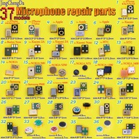 37models Microphone Module Replacement Internal Mic Part For IPhone 4 4S 5 5G 5S 5C SE