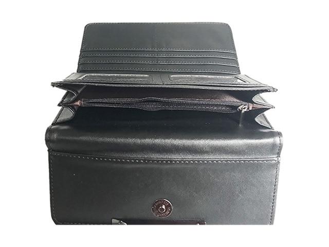 DIOMO 2019 Money Clip Female Trifold Wallet Slim Thin Women Purses Long Clutch Wallets Money Bag 3
