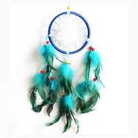 Feather Wall Car Hanging Dream Catcher Handmade Artcraft Mysterious Wind Chime Pendant Dream Catcher Ornaments