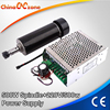 CNC Spindle Air Cooled 500W Air Cooled Spindle ER11 Chuck CNC 500W Spindle Motor Power Supply