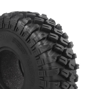 "Image 5 - INJORA 4PCS 123*45MM 1.9"" Rubber Tyre Wheel Tires for 1:10 RC Rock Crawler Axial SCX10 SCX10 II 90046 AXI03007 Traxxas TRX 4"