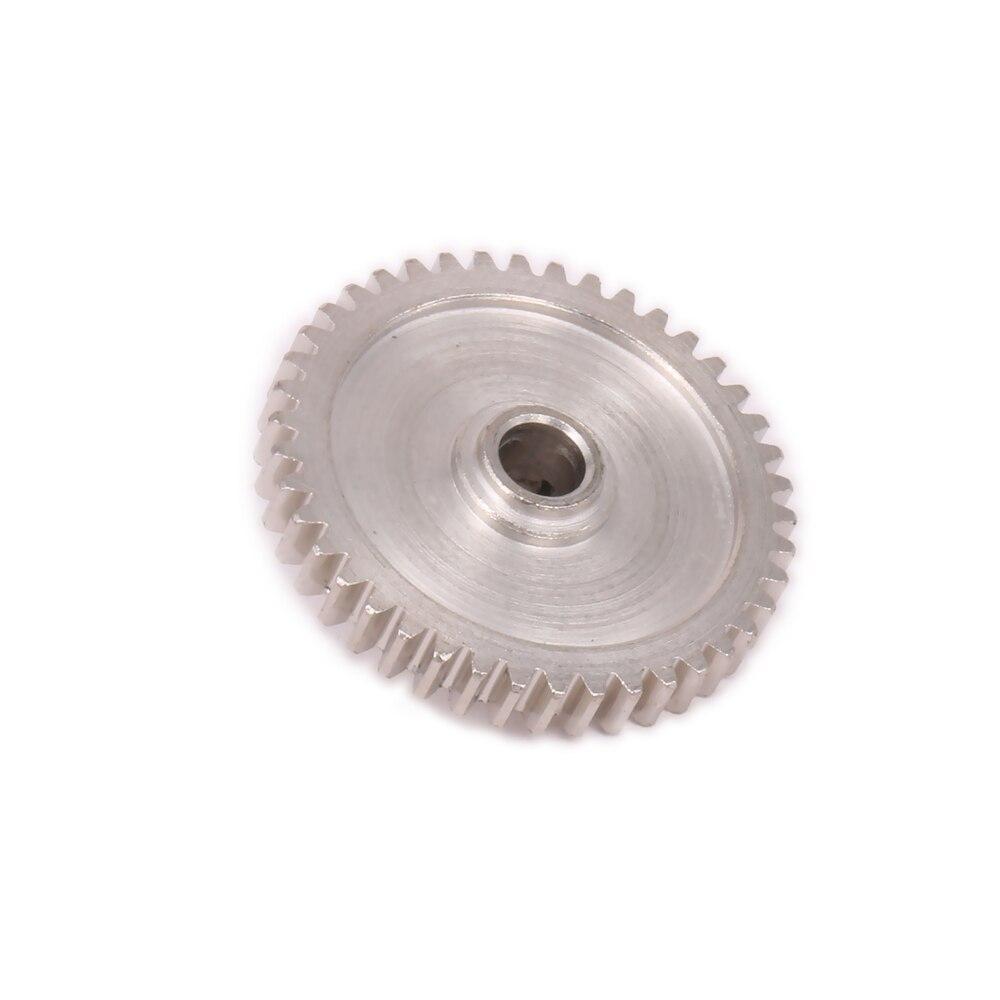 Aluminum Upgrade Parts for 1//28 WLtoys K969 K989 P929 Drift Bigfoot voiture argent