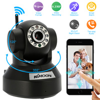 KKMOON 0 3MP Wireless Wifi IP Camera Onvif Security IP Cam IR Cut Night Vision Audio