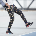 M-4XL 2017 Camouflage New Style Spring Harem Pants Men Fashion Casual Sweatpants Men Pants Mens Joggers Pant Pantalones Hombre