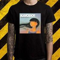 New Kayo Dot Plastic House On Base Of Sky Men S Black T Shirt Size S