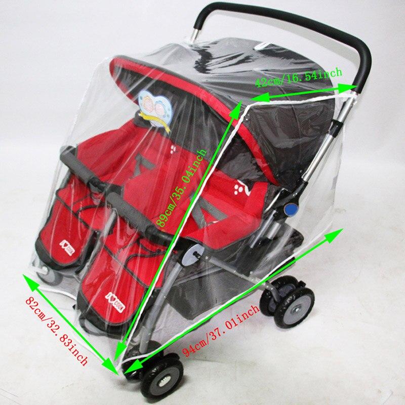 68f29f0ae16 Ζεστό Πώληση Πολυλειτουργική Baby Stroller Κάλυψη βροχής κάλυψη ...