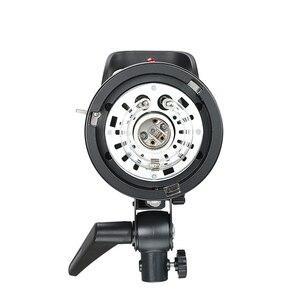 Image 4 - Godox DE300 300 Wát Nhỏ Gọn Studio Flash Light Strobe Chiếu Sáng Đèn Head Máy Ảnh Flash Monolight FT Transmitter FTR 16 Receiver