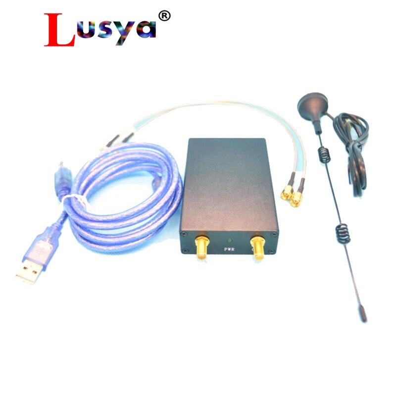 SA4400 138MHz 4 4GHz SA6000 25MHz 6GHz Spectrum Analyzer 5dBm Signal Generator FM USB 2 4G