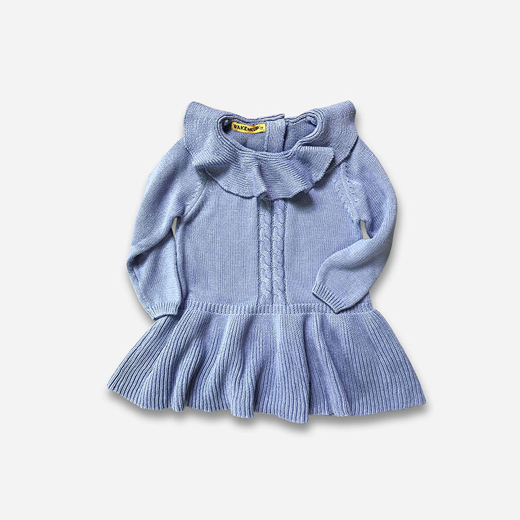 Kleider Einfache Chinesischen Stil 3-10 Jahre Baby Mädchen Winter Kleid Puppe-kragen Mädchen Langarm Kleid Herbst Prinzessin Kleider Kinder Kostüm Mutter & Kinder