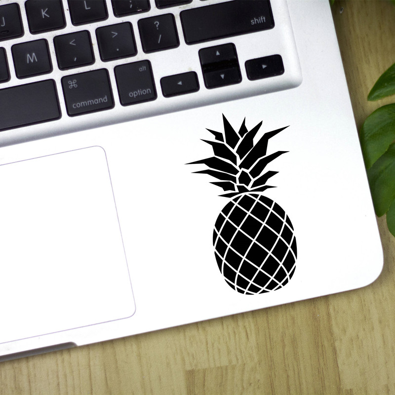 Pineapple Decal Sticker laptop stickers Wall car decals vinyl  Custom Vinyl Art T180828