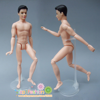 14 Moveable Joints Prince Doll Body 1 6 Naked Man With Head For Ken Male For