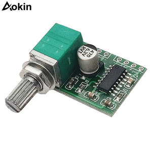 AOKIN PAM8403 5V Audio Amplifier Board 2 Channel 3W W USB