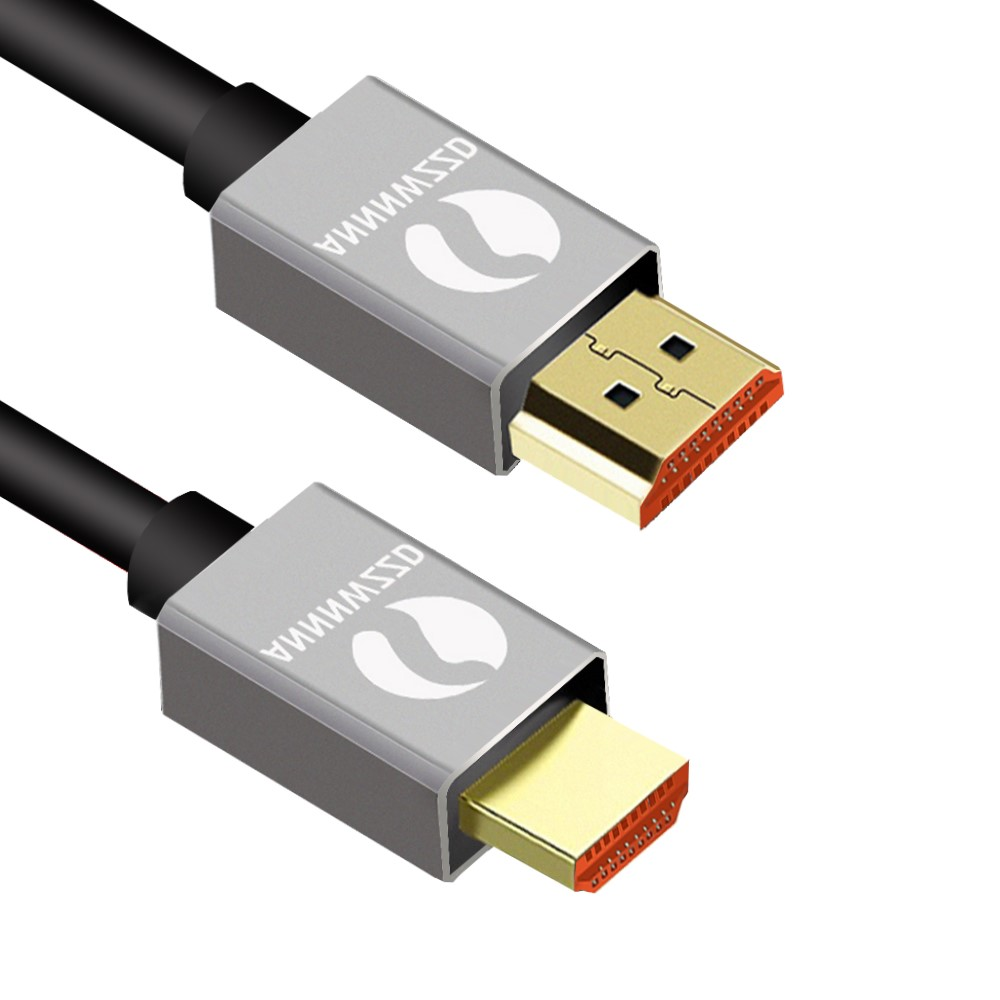 Yuanji HDMI Cable HDMI to HDMI cable HDMI 2.0 4k 3D 60FPS Cable for HDTV LCD Laptop PS3 Projector Computer Cable 1m 2m 3m 5m 10m