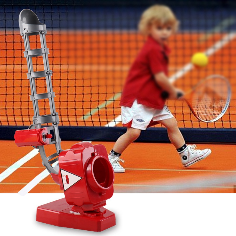 Children Tennis Outdoor Toys Parent child Interaction Leisure Sports Equipment Baseball Automatic Ball Machine