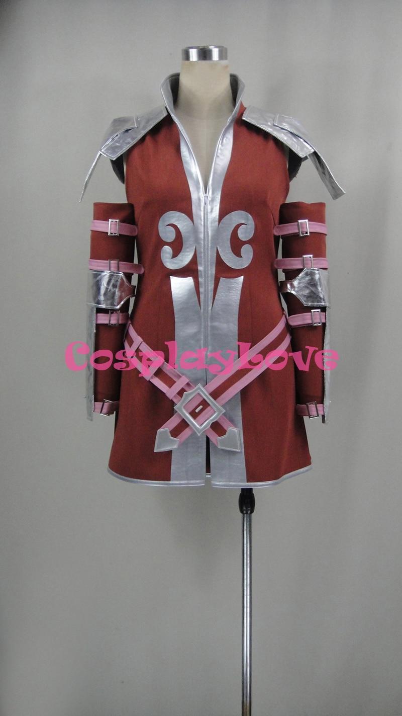 Fire Emblem Awakening Tiamo Cordelia Halloween Dress Set