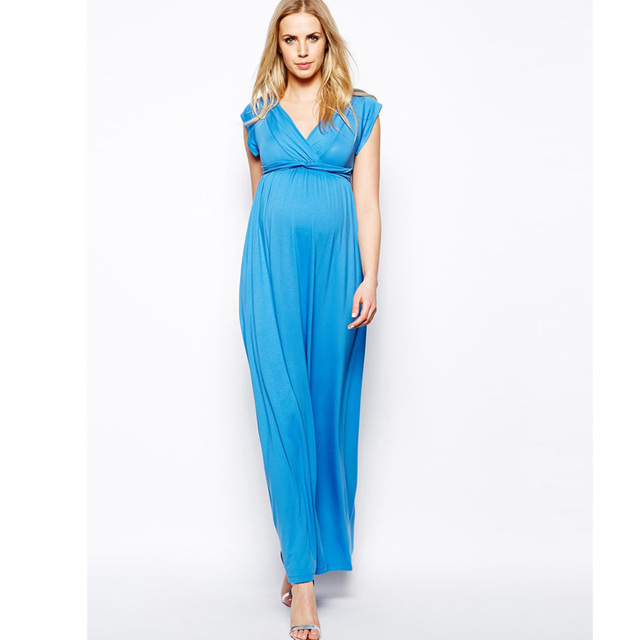 Lovely Maternity Clothes for Pregnant Women Maternity Evening Prom ...