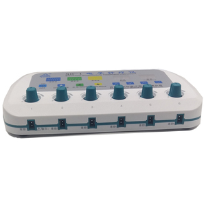 Image 3 - Elettrico Agopuntura Stimolatore Macchina SH I Massaggiatore Cura Del Corpo Con 6 Canale di Uscita Elettro Stimolazione Strumento di Trattamento