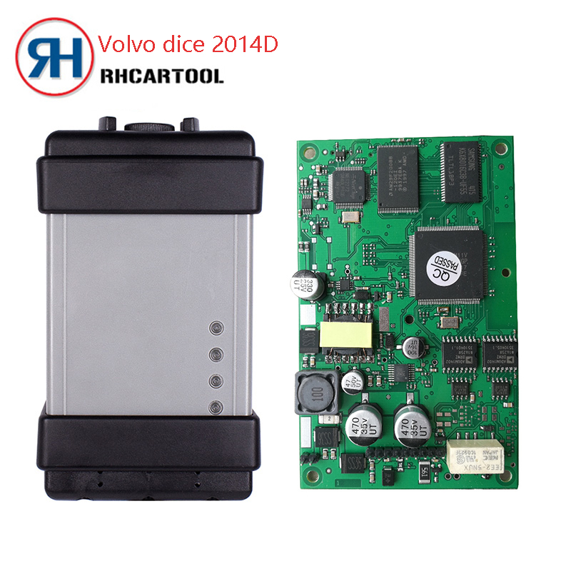 Best OBD2 VXDIAG For Volvo Vida Dice 2015A Add Cars To 2019 OBD2 Car Diagnostic Tool