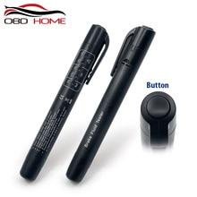 A+++ качество OBD2 тестер тормозной жидкости ручка с 5 светодиодный авто инструменты диагностические инструменты мини тестер тормозной жидкости
