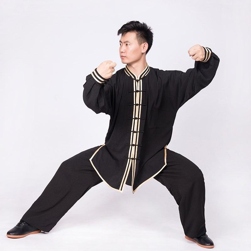 Yiwutang Kung fu համազգեստ Tai chi կոստյում և Wushu - Սպորտային հագուստ և աքսեսուարներ - Լուսանկար 6