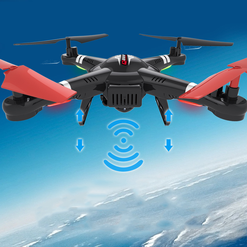 WLTOYS Q222g RC Drone Remote Control Aircraft with LED Light 2.4G 4CH 3D Roll Flying Saucer 5.8G FPV RC Helicopter Dron
