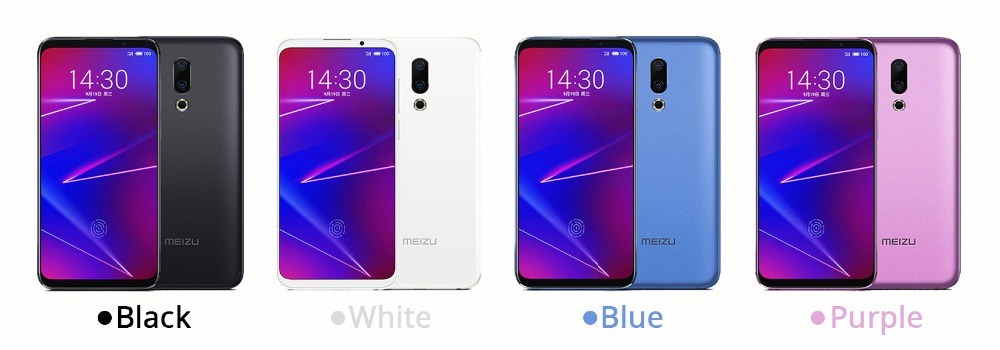 "HTB1GWhVKQvoK1RjSZFDq6xY3pXaN Global Version Meizu 16 6GB RAM 128GB ROM 16X 16 X Smartphone Snapdragon 710 Octa Core 6.0"" 2160x1080P Full Screen EU Charger"