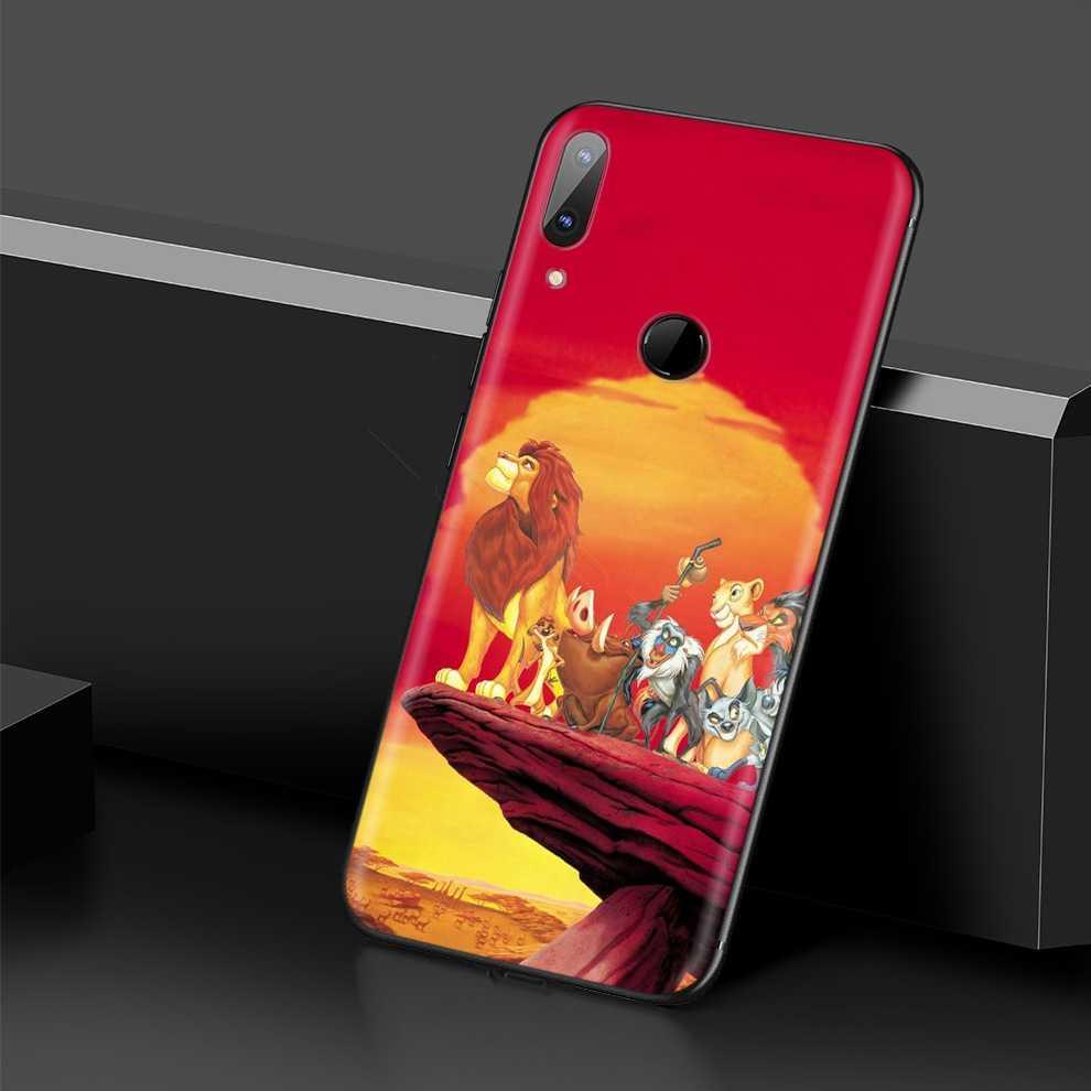 Lavaza การ์ตูน Lion King สำหรับ Xiaomi Redmi หมายเหตุ 8 8A 7 6 6A 5 5A 4 4X 4A GO pro PLUS PRIME