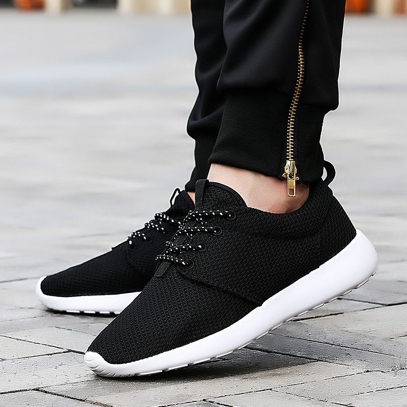CASMAG Classic Men and Women Sneakers Outdoor Walking Lace up Breathable Mesh Super Light Jogging Sports Running Shoes 21