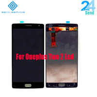 For Oneplus 2 Two LCD Display And Touch Screen Digitizer Assembly Lcds Tools Replacement Phone Part