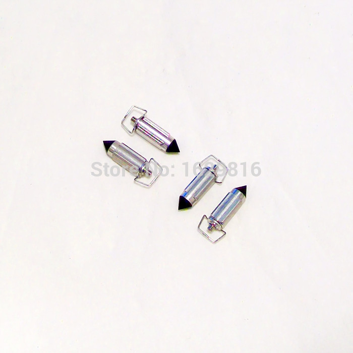 Free shipping Keihin carburetor needle valve CG125 GY6