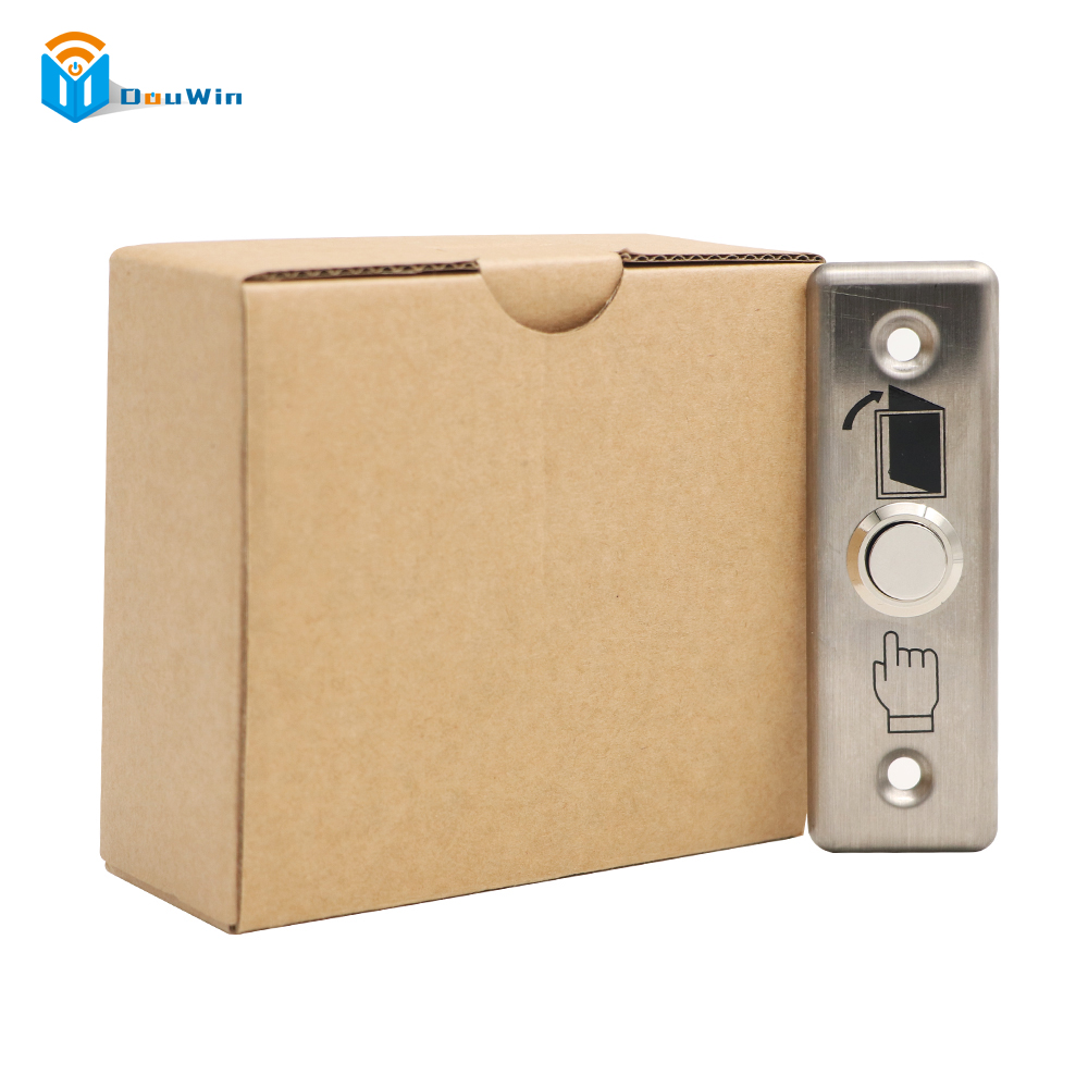 Exit Button Access control Strong Material  Exit Push Release Button Switch For Door Access Control  from Douwin передвижная баскетбольная система exit 80051