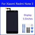 Оригинальный ЖК-ДИСПЛЕЙ Для Xiaomi Redmi Note3 Экран Digitizer Сенсорный Экран Hongmi Note 3 Pro Prime Стеклянная Панель 5.5 Дюймов FreeTools