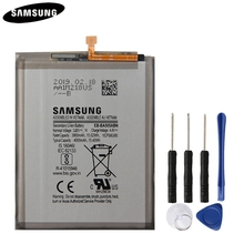 Genuine Phone Battery EB-BA505ABU For SAMSUNG Galaxy A50 A505F SM-A505F 4000mAh Original Replacement