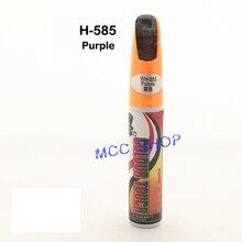 1 шт. цвета автомобиля царапинам Ремонт починка it Pro авто пальто краски Ручка Touch Up Scratch(фиолетовый