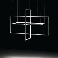 Modern Chandelier Lighting for office Kitchens suspension luminaire AC85-265V lustre de plafond moderne