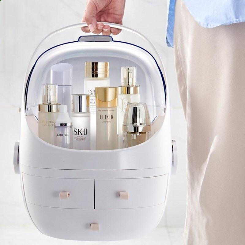 Cosmetic case Big capacity Multifunction Cosmetic Bag Women Makeup Bags Organizer Waterproof Female Storage Make up