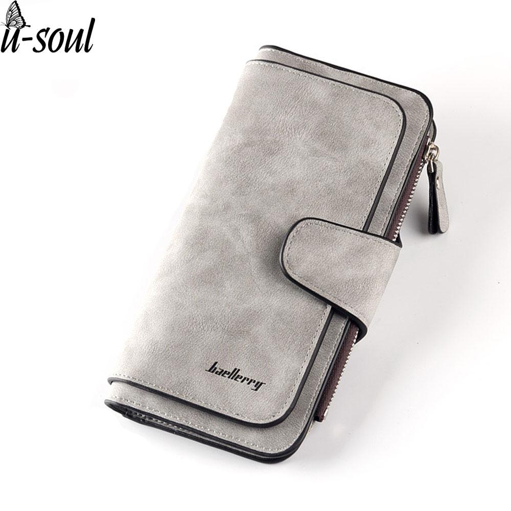 Unishow Women Long Wallet Wristband Large