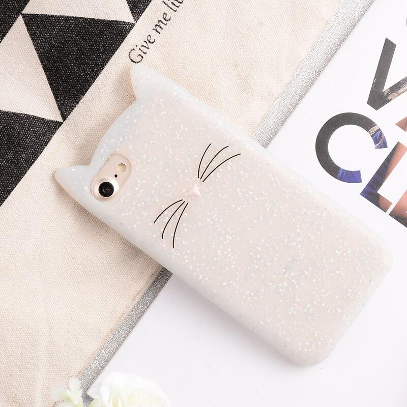 OLLIVAN iPhone 7 Case 3D საყვარელი - მობილური ტელეფონი ნაწილები და აქსესუარები - ფოტო 5