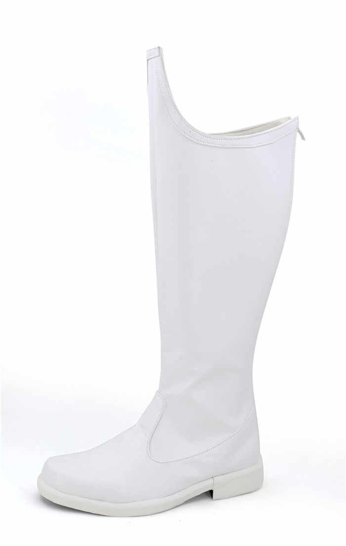 Boku hiçbir Kahraman Akademi My Hero Academia Lemillion Mirio Togata Cosplay Çizmeler Ayakkabı özelleştirmek A533