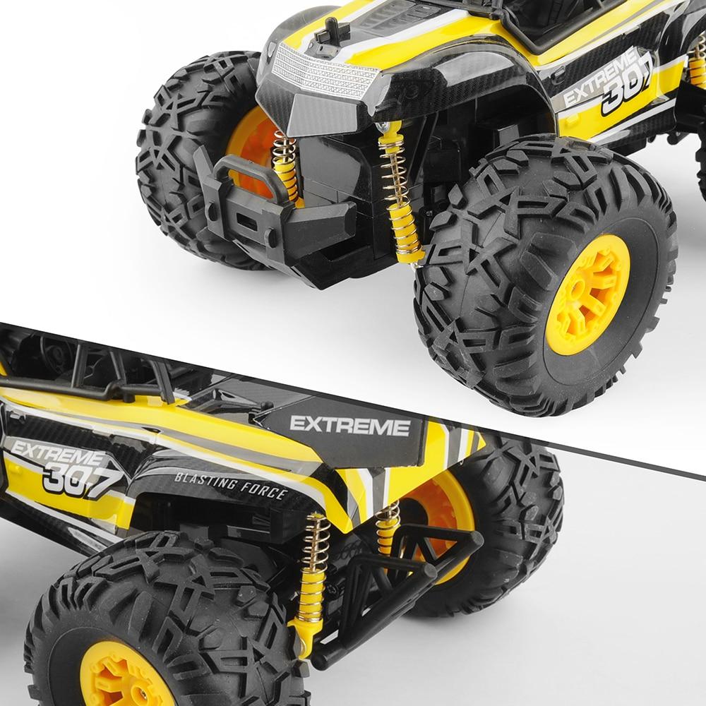 Monster Truck Rc Cars >> Rc Car Monster Truck 1 18 Size