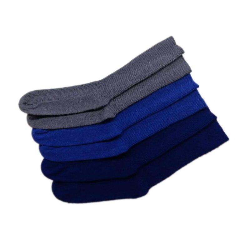 Dilly Mode femmes nervure tricoté 100% pur cachemire lit chaussettes-RS002