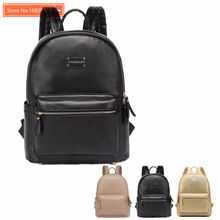Mother Kids - Diapering  - Leather Backpack Baby Diaper Bag Nappy Bags Maternity Mommy Mummy Changing Bag Wet Infant For Babies Care Organizer