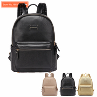 Leather Backpack Baby Diaper Bag Nappy Bags Maternity Mommy Mummy Changing Bag Wet Infant For Babies