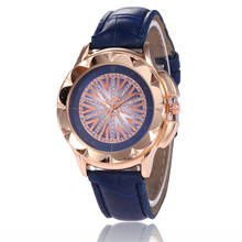 Hot Selling Fashion Ladies WristWatch Retro Rainbow Design Women Dress Watch Quartz Watches gift for lovers Reloj Mujer